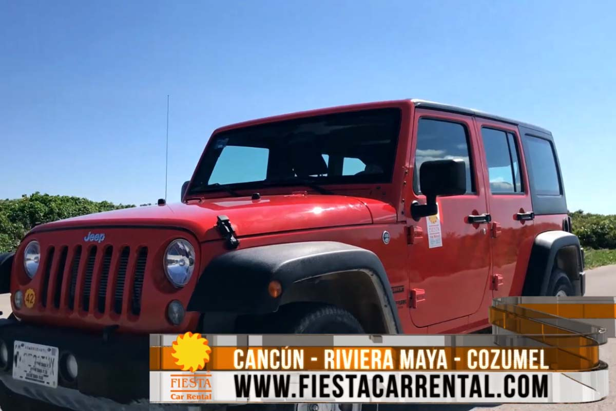 Fiesta Cozumel Car Rental