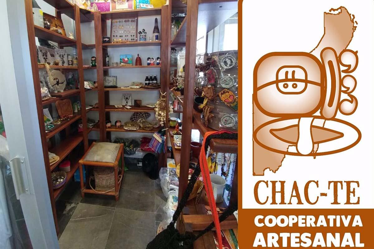 Chac te handicraft store