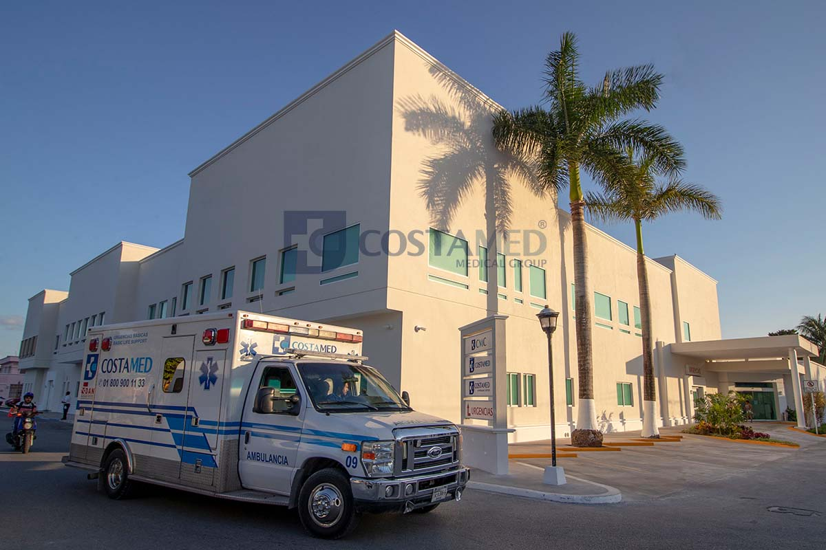 Costamed Hospital Cozumel