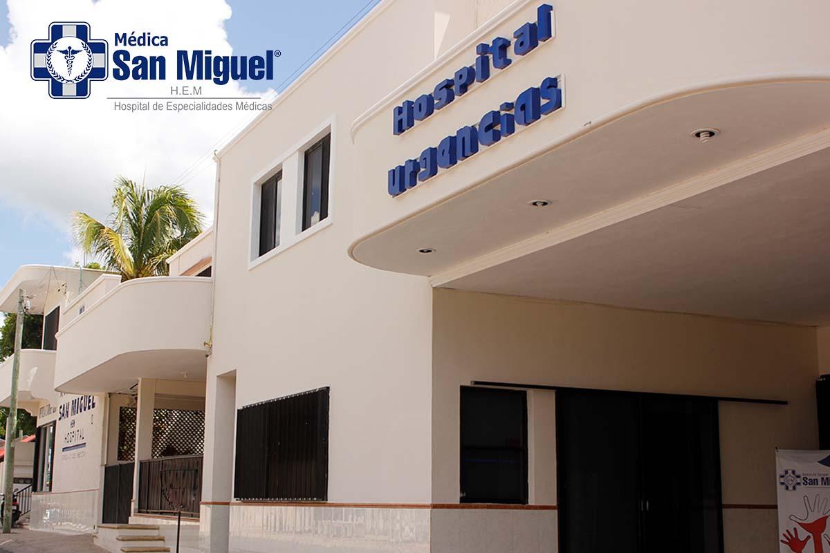 Hospital San Miguel Cozumel