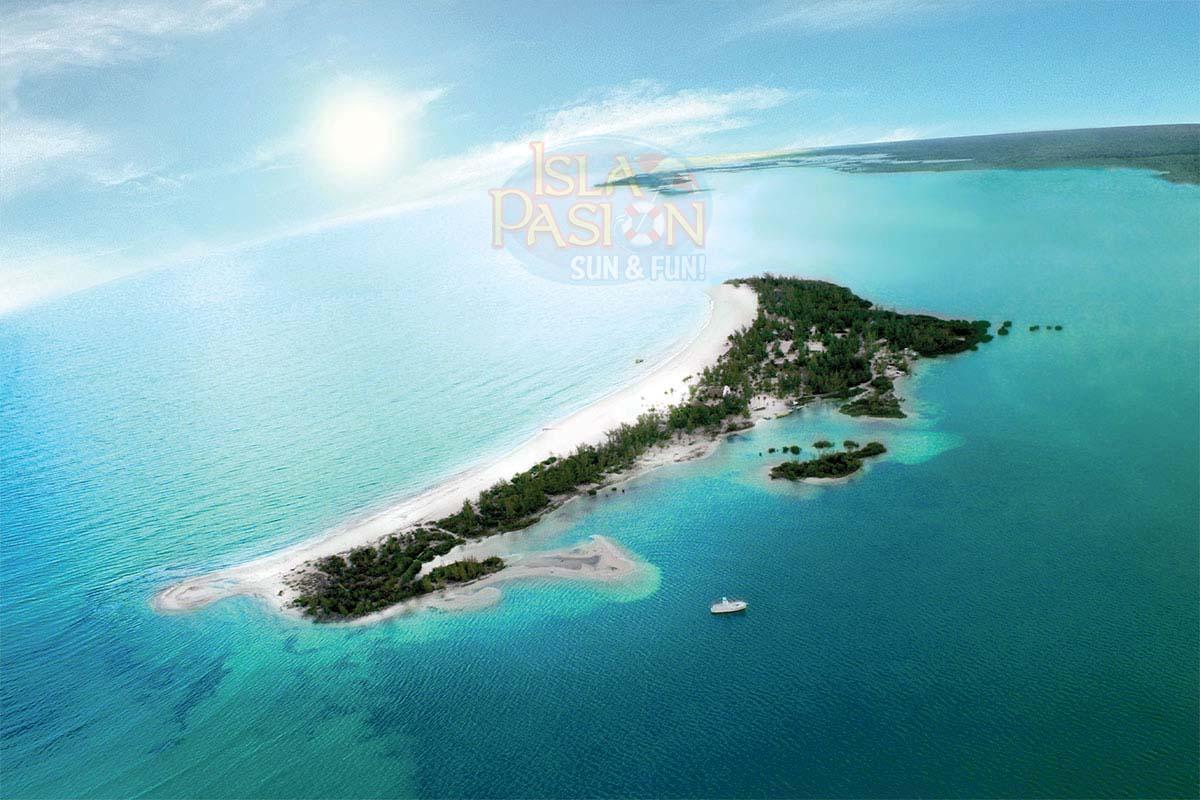 Isla Pasion Cozumel