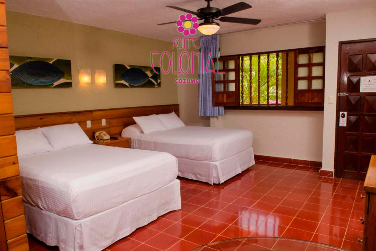 Suites Colonial Cozumel