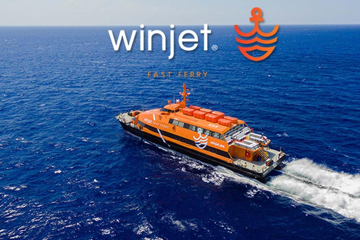 Winjet Cozumel Ferry