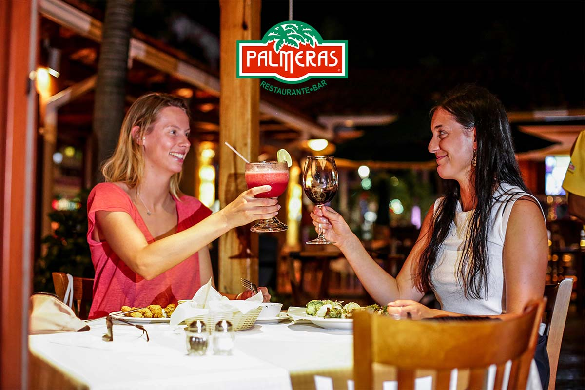 palmeras restaurant cozumel