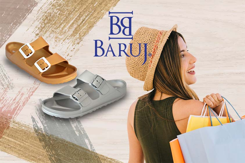 Baruj Footwear Playa del Carmen