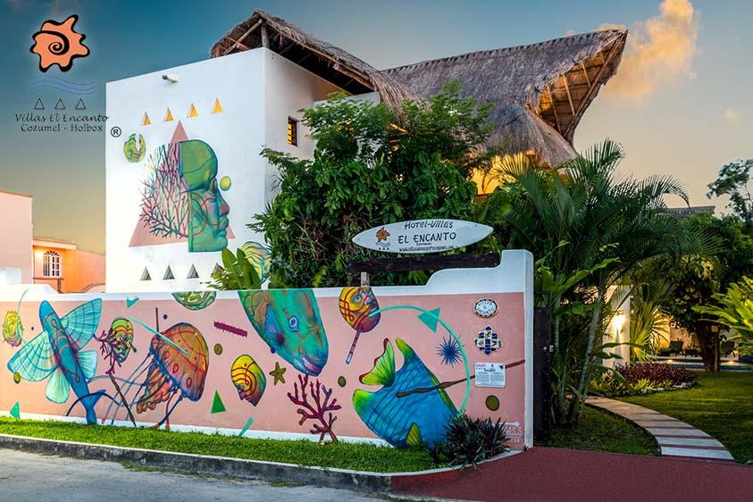 Hotel Villas el Encanto Cozumel